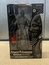 Power Rangers Spectrum Lightning Collection Mighty Morphin Z Putty In Hand