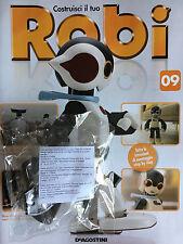 Robi Robot Vol 9 De Agostini NUOVO NEW