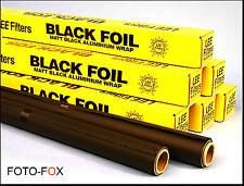 FOTOFOX STROBIST 3 x CINEFOIL 40cm x 30cm SHEET PACK - CAMERA STROBE LEE FILTER