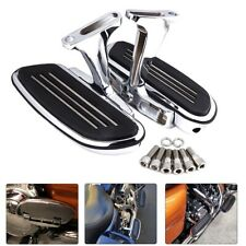 Streamline Passenger Floor board For Touring Road King Street Glide 1993-2019