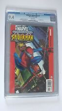 Ultimate Spider-man # 1 CGC 9.4 White (Marvel, 2000) 1st Ultimate Title