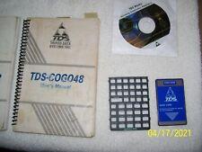 Tds Cogo Card Tripod Data Systems cogo card manuals calculater inlay Hp 48Gx