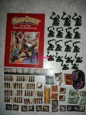 HEROQUEST extension KARAK VARN entièrement Hero Quest MB Kellar's Keep