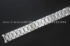 19mm Stainless Steel  WATCH BAND Butterfly buckle Strap FOR CHOPARD 1000 Miglia