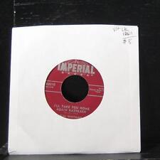 """Slim Whitman - Lovesick Blues 7"""" VG+ X8310 Vinyl 45 Imperial Label Variant"""