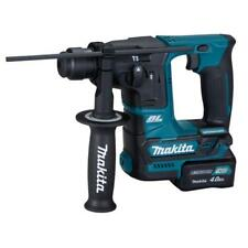 Makita Martello Perforatore a Batteria Sds-Plus 10,8 V Hr166dsmj 2 Akkus 4,0 Ah,