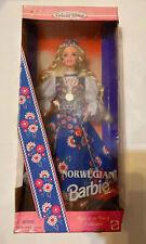 NORWEGIAN Barbie Dolls of the World Collection Mattel