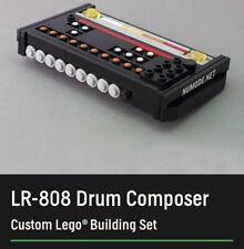 RARE Lego Numode Roland 808 Drum Machine  - now SOLD OUT & RARE