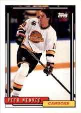 1992-93 Topps Petr Nedved #422