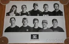 2015 DC Shoes Motocross poster Pastrana Villopoto Canard McGrath Adams Maddison