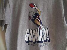 Vtg Rob Gronkowski Gronk Spike Boston TE Party T Shirt New England Patriots