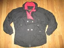 Womens SKIING PASSPORT vintage insulated  ski jacket coat S Sm