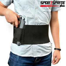 Belly Band Holster Concealed Pistol Handgun Gun Holster Fits Glock 19 17 42 43