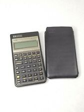 Vintage 1987 Hewlett Packard Hp 17B Ii Business Financial Calculator with Case