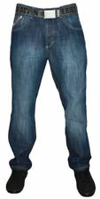 Jeans da uomo taglio classico, dritto Blu Taglia 46