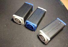 3x Neutrik PowerCON Coupler Joiner Link