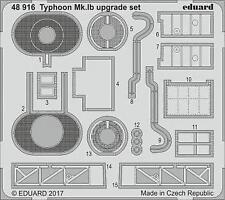 Eduard 1/48 Hawker Typhoon Mk. i B UPGRADE Set # 48916