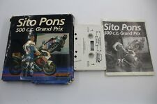 SPECTRUM SITO PONS 500 CC GRAND PRIX EDICION ESPAÑOLA CAJA CARTON
