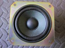 "NEW 3.5"" TV Woofer Speaker.3-1/2"" 8 ohm.Full Range Radio Replacement.Home Audio"