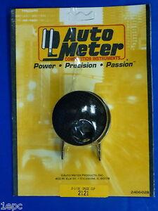 "Auto Meter 2121 Carbon Fiber Gauge Mounting Cup 2 1/16"" Auto Meter Autogauge"