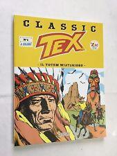 CLASSIC TEX nr 1  A COLORI  IL TOTEM MISTERIOSO   SERGIO BONELLI EDITORE