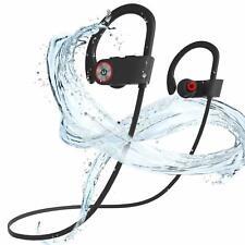 Bluetooth Sport Earphone,IPX7 Waterproof Sport Headphone,Sport Headset with Mic