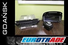 BMW 3 E90 SET CCC HEADUNIT 9159041 IDRIVE CONROLLER 9125348 MONITOR 8,8' 9145102