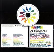 MADNESS - MONEY, MONEY, MONEY - ABBAMANIA - ABBA TRIBUTE CD - WESTLIFE, CORRS