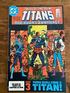 Tales of the Teen Titans #44 DC 1984 1st Appearance of Nightwing Y