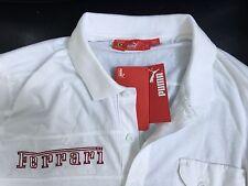 Puma Ferrari Polo Shirt $50 Retail!!! Save Big !!!!