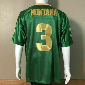 Joe Montana Notre Dame Fighting Irish #3 Mens Football Jersey Stitched S-XXXL
