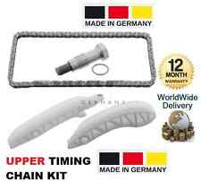 Per BMW 318D 320D 330D 2003-2013 NUOVO UPPER ENGINE TIMING ALBERO A CAMME CAM CHAIN KIT
