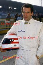 Roland Ratzenberger Simtek F1 Portrait 1994 Photograph 4
