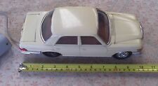 Vintage Mercedes Benz 450-SE Tethered Remote Control Toy Car (Rico) 10 INCH