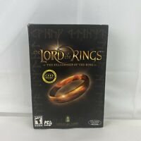 Lord of the Rings: The Fellowship of the Ring (PC, 2002)