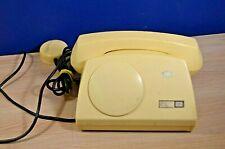 Vintage old intercom telephone .Poland 2