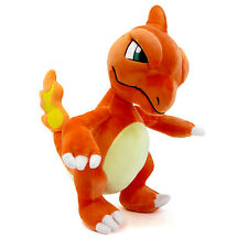 "Pokemon 13"" Plush - CHARMELEON New 13 Inch (Red Blue) Lizardo Stuffed Plushie"