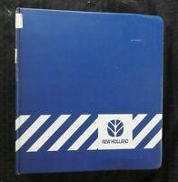 96-99 FORD 9282 9482 9682 9882 4WD TRACTOR PARTS MANUAL CATALOG IN BINDER NICE