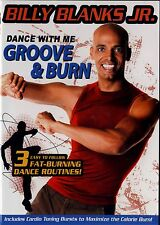 BRAND NEW DVD //. BILLY BLANKS // FAT BURNING DANCE ROUTINES // CARDIO TONING