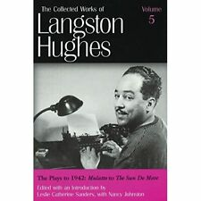 The collected works of Langston Hughes - HardBack NEW Arnold Rampersa 2001-12-31