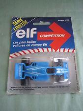 AB939 LIGIER ELF ANTAR JS 25 1985 F1 #26 GITANES Attribué MAJORETTE SOUS BLISTER
