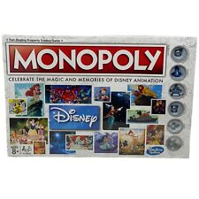 Hasbro Gaming Monopoly: Disney Animation Edition Game