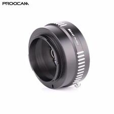 PROOCAM PK-NEX Converter Lens Pentax lens to Sony E-Mount Camera