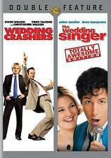 NEW Wedding Crashers/ Wedding Singer (DVD, 2014) Totally Awesome Edition