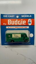 Die-Cast Models by Budgie No. 57 R.E.A. Express Delivery Truck. New in Package.