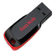 Sandisk 16GB Pendrive Cruzer Blade with warranty