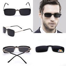 Driving Polarized UV 400 Lens Clip-on Glasses Myopia Sunglasses Glasses