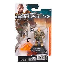 Mega Construx Halo Heroes Series 2 Sergeant Forge Action Figure - 24 Piece