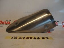 Paracalore scarico destro right exhaust cover triumph speed triple 1050 11 15