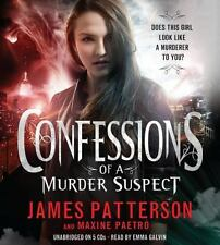 Confessions of a Murder Suspect by James Patterson and Maxine Paetro (2012, CD)